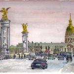 Pont Alexandre III par Catherine et Antoine