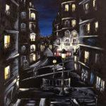 Vers la rue Lamarck par Dagmar Gerlach