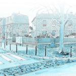 Quartier Abbé Henocque par Laurence Gérardin