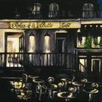 restaurant montmartre peinture