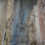 La Tour Eiffel par Ann Abel Iseux