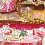 Chez Maxim's par Ann Abel Iseux