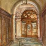 Galerie Vivienne Aquarelle par Martine Moisan