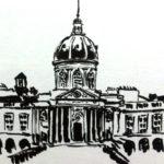 Institut de France par Anne-Laure Chapelain