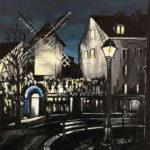 Moulin de la Galette par Dagmar Gerlach