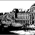 Le Louvre par Thumbnailed the life