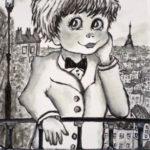 Petit Poulbot par Willy et Emily Marceau