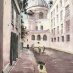 La rue Mazarine par Catherine et Antoine