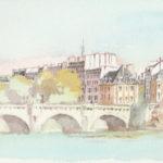 Ile de la Cité par Catherine et Antoine