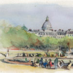 Jardin du Luxembourg par Catherine et Antoine