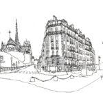 Ile de la cité par Patrice Rambaud