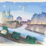 Notre-Dame par Jean-Martial Dubois