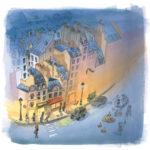 Rue du Jour par Jean-Martial Dubois