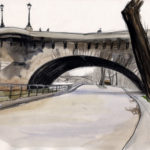 Le Pont Neuf par Justine Gasquet