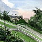 Colline de Montmartre par Justine Gasquet
