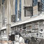 Bibliothèque des arts et métiers par Justine Gasquet
