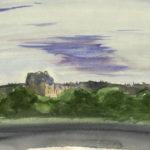 Soirée sur la Seine par Justine Gasquet