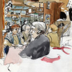 Au Nord-Sud Café par Justine Gasquet