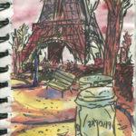 Tour Eiffel par Jérôme Agostini