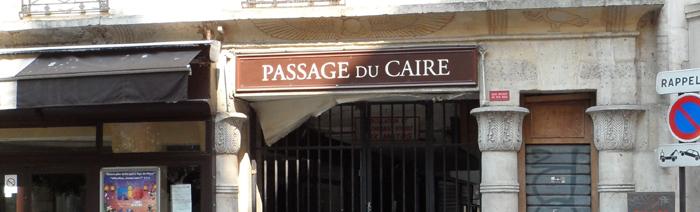 passage caire