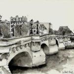 Pont Neuf par Françoise Drapron