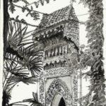 Grande Mosquée par Françoise Drapron