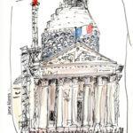 Croquis Panthéon